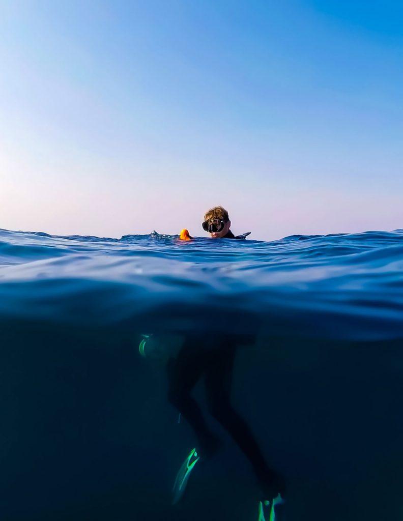 Diving with Blue Ocean Dive Resort, June 2017
